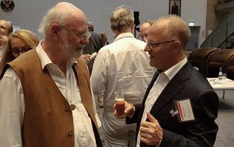 Achim Kemper und Manfred Kaune