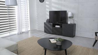 TV dans salon