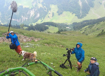 In den steilen Wildheuflächen entstehen bestimmt eindrückliche Bilder und für uns schöne Erinnerungen.