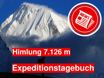 Himlung Expedition, Expedition zum Himlung, Nepal Himlung Expedition 2017,