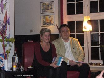 """Lesung zum Buch """"Schicksal Titanic"""" im Cafe R(h)einblick am 28.02.2013"""