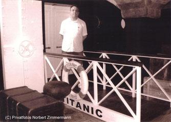 Besuch der Titanic Ausstellung Wiesbaden am 05.06.2010