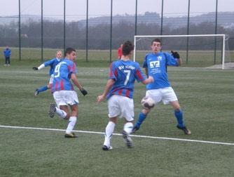 Im Spiel um Platz 3 unterlagen die Gastgeber mit 2:4.