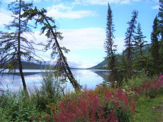 trekking kanu Yukon
