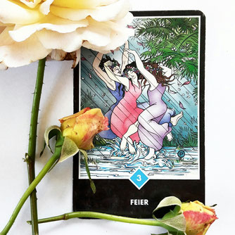 Tarot-Readings per E-Mail. | Stilvolles Tarot für klasse Menschen mit wichtigen Fragen. | Meditative Tarotkarten.
