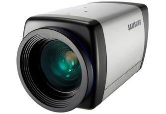 über SafeTech lieferbare Motorzoom Kameras