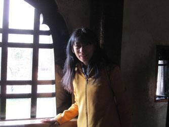 この写真は観月楼(松本城)