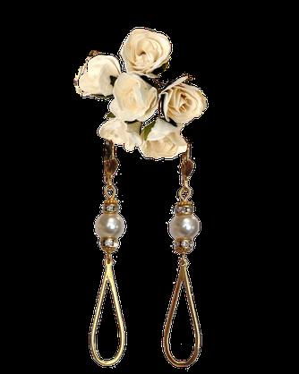 Boucles d'oreille pour femme, bijou mariage, cadeau d'anniversaire de style empire
