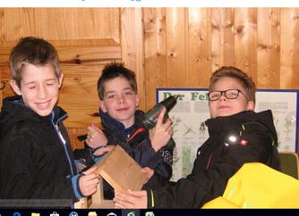 Jugend beim NABU-Rhein-Erft: Adleraugen Bild: GW