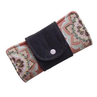 portemonnaie, geldbörse, handmade