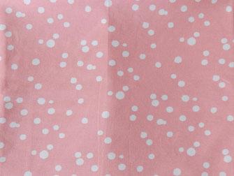 Dots rosa / weiß