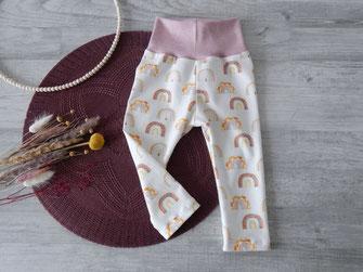 Leggings, handmade, genäht