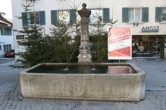 Surber Brunnen - Oberer Brunnen