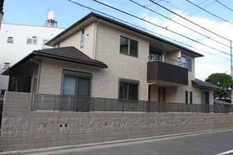 木造2階 長期優良 二世帯住宅