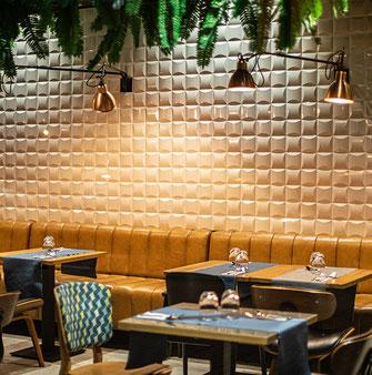 Café oder Restaurant Besuch