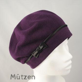 Helena Ahonen, Baskenmütze, Mütze, 30er Jahre Hut, Baumwollmütze