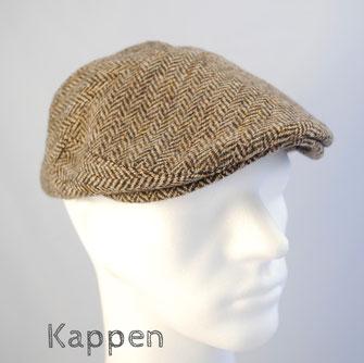 Helena Ahonen, Kappe Herren, Herren Schiebermütze, Schieberkappe, Newsboy Kappe, Irisch cap, Flatcap