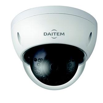 caméra dôme varifocale 4MP