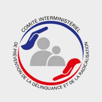 logo comite interministeriel prevention delinquance