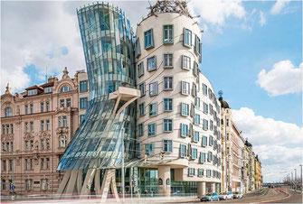 das Tanzendes Haus in Prag