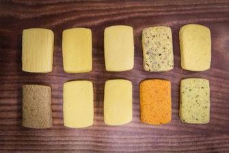 les beurres Bordier - Le P'tit Cancale Le Havre