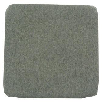 51907-Stuhlkissen-Filzstoff-anthrazit-meliert-38x38x3