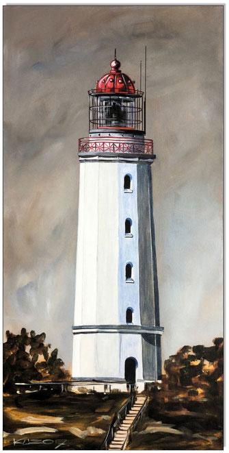 "Leuchtturm ""Dornbusch"" Hiddensee"