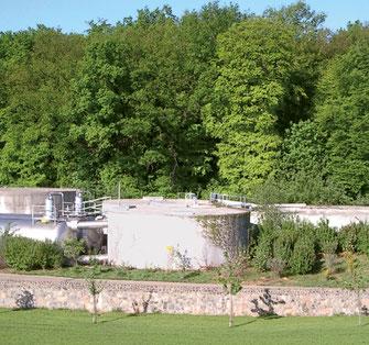 Biogasanlage Verwertung organische Abfälle