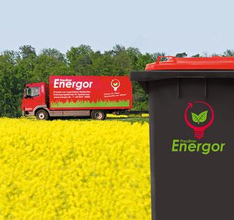Entsorgungsfachbetrieb organische Abfälle