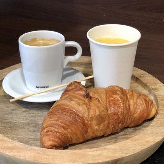 Formule petit déjeuner Ma Boulangerie Café