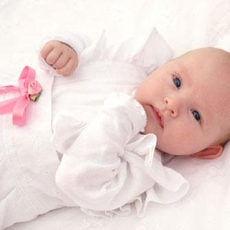 Tauffest Ihres Neugeborenen