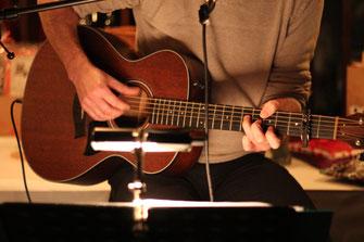 Sebastian Mayr Akustik Musik Hochzeit Gitarre Gesang