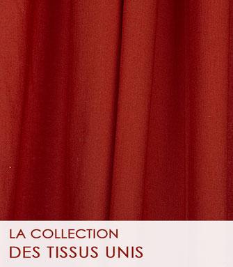 Les rideaux, les voilages et les saris de La Boutique MG.
