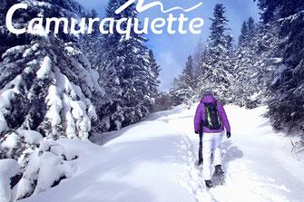 Camuraquette - raquettes à neige - Camurac
