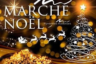 Marché de Noël - Quillan - Pyrénées Audoises