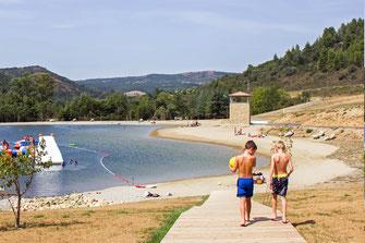 Lac de Quillan - Parc St Bertrand - Pyrénées Audoises