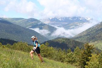 En mode Trail dans les Pyrénées Audoises