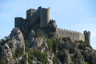 Château de Puilaurens - Pyrénées Audoises