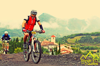 Ronde VTT - Quillan - Pyrénées Audoises