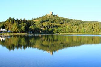 Lac de Puivert - Pyrénées Audoises