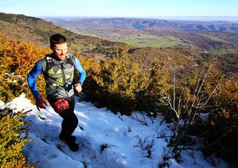 Trail running en Pyrénées Audoises autour de Quillan