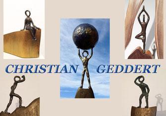 Skulpturen Christian Geddert