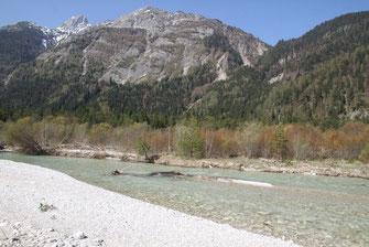 Bündnis zum Schutz der Oberen Isar (Foto: J. Fünfstück)