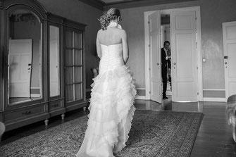 Een bruiloft bij Chateau Presseux