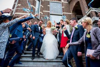 Trouwreportage Brabant  Bruidsfotograaf Limburg