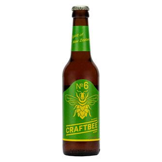 Craftbee No6 Manuka Honig Bier