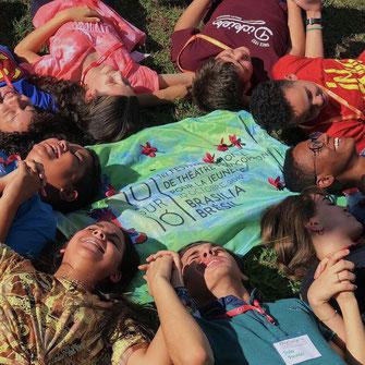 Festival de théâtre francophone pour jeunes au Brésil