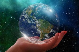 私たちは地球と一体