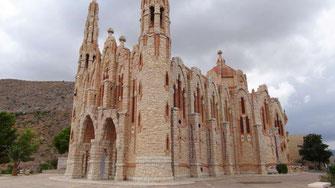 Heiligdom van Santa María Magdalena-33km van Villa Cas del Lago