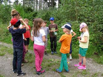 Ferienprogramm in Rosenheim (Foto: K. Stöckl)